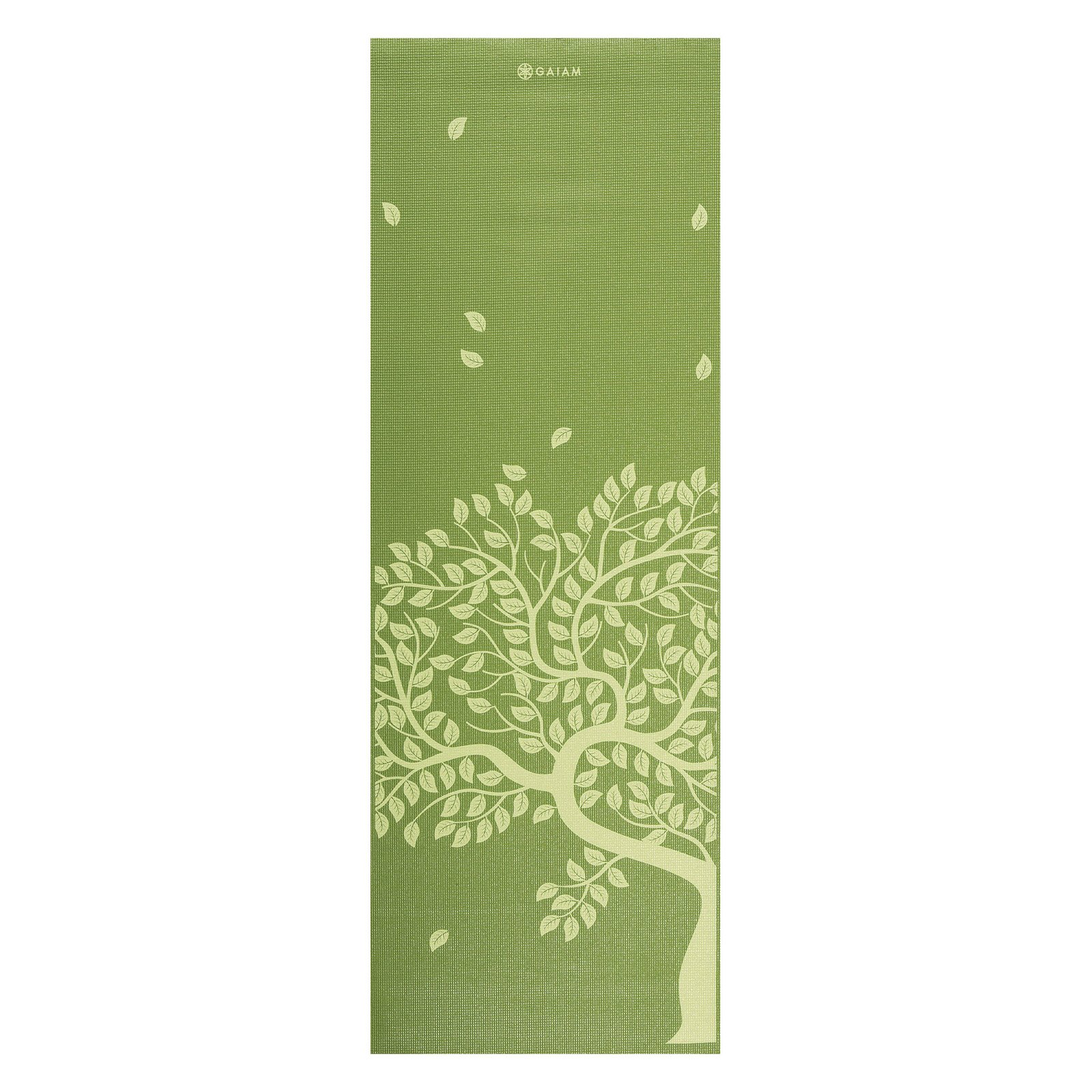Gaiam Print Yoga Mat, Pink Marrakesh, 4mm by FIT FOR LIFE