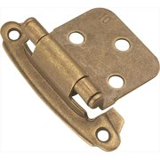 Hickory Hardware P244 Full Inset Traditional Cabinet Door Hinge
