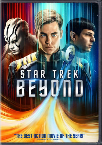 Star Trek Beyond (DVD) by Paramount