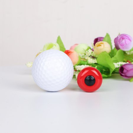 Ceramic Knob Pull Handle Furniture Dresser Wardrobe Cabinet Accessory 4pcs Red - image 4 of 7