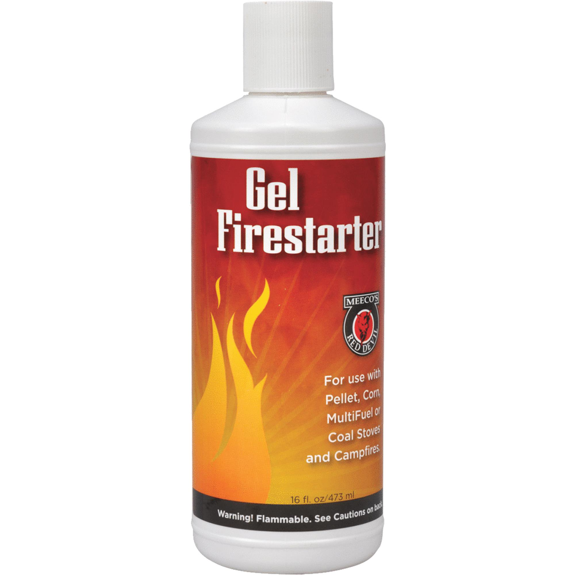 Meeco's Red Devil Fire Starter Gel by Meeco Mfg. Co. Inc.