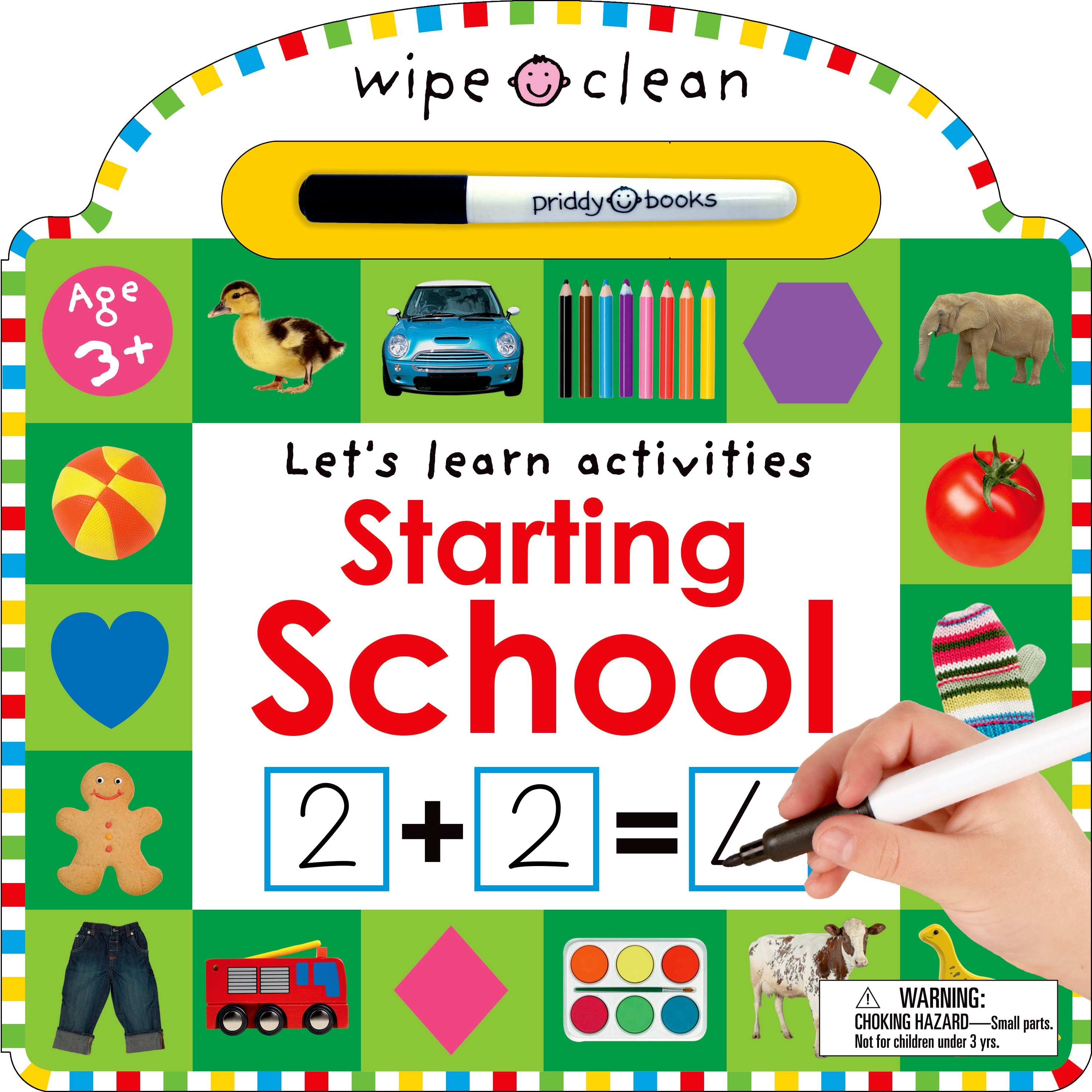 Starting School (Board Book)