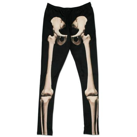 Skeleton Leggings Apparel Leggings - Sublimation](Glow In The Dark Skeleton Leggings)