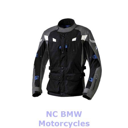BMW Genuine Motorcycle Men GS Dry Riding Jacket Black / Anthracite Size 50