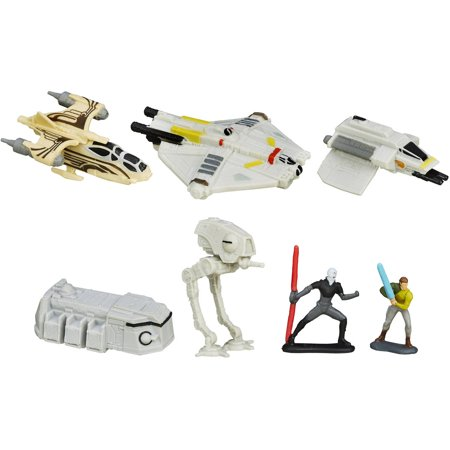 Star Wars The Force Awakens Micro Machines Millennium Falcon RC Vehicle](Millennium Falcon Rc)