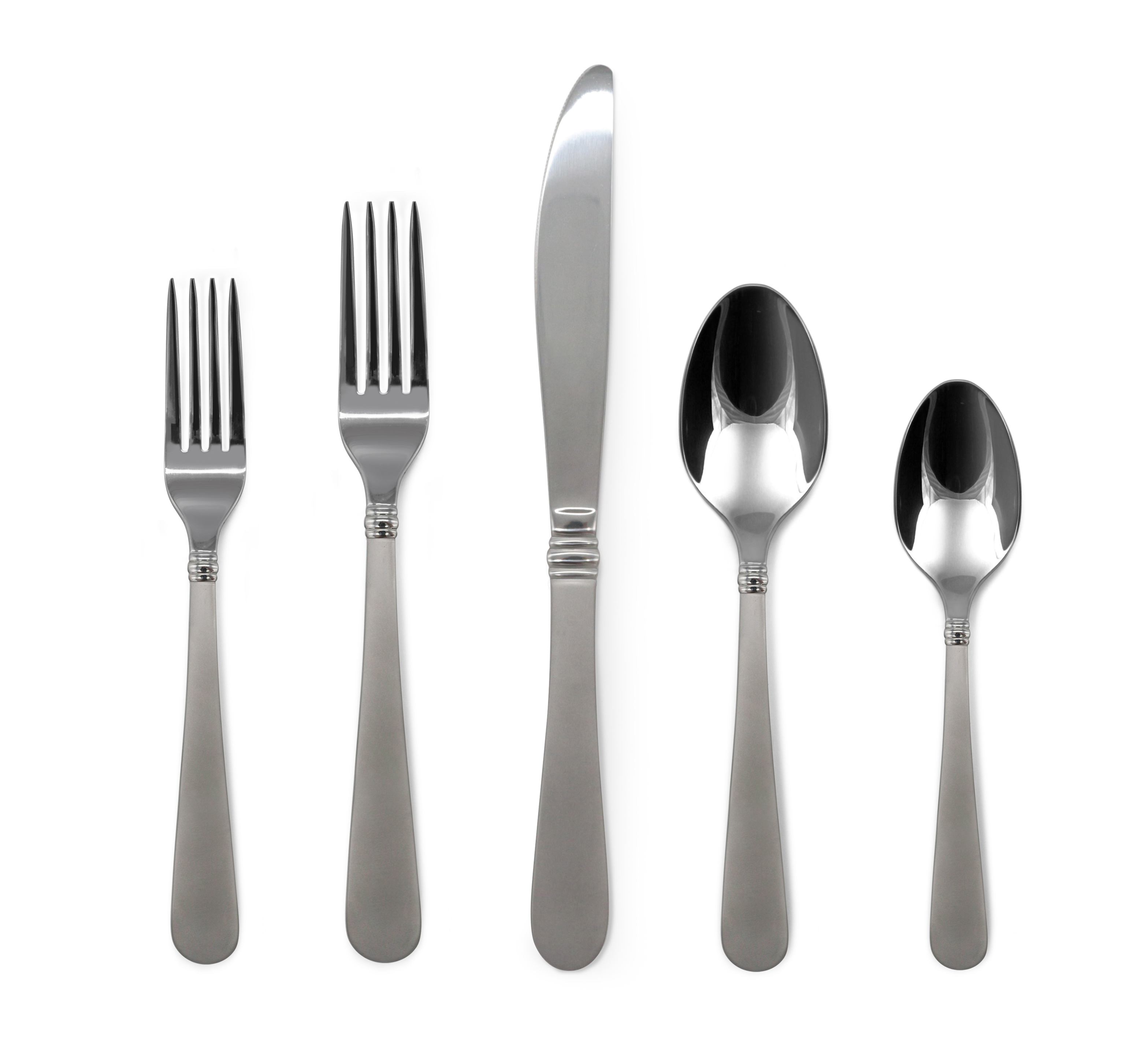 Mainstays 20 Piece Beltana Flatware Set