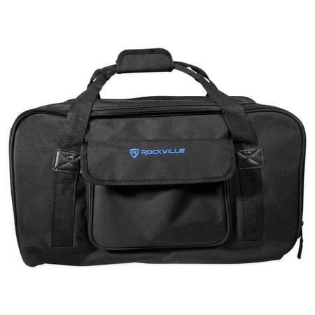 Rockville Weather Proof Speaker Bag Carry Case For QSC K10.2 10