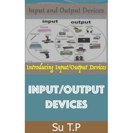 Input/Output Devices - eBook (Examples Of Input Devices And Output Devices)