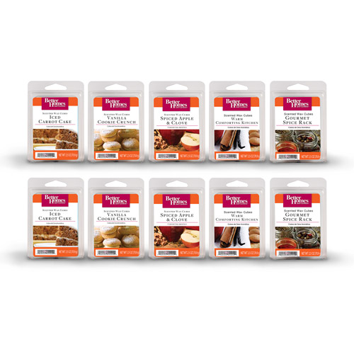 Better Homes and Gardens Wax Cubes, Home Baked Goods, 10pk