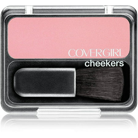 (CoverGirl Cheekers Blush, Natural Rose [148] 0.12 oz)