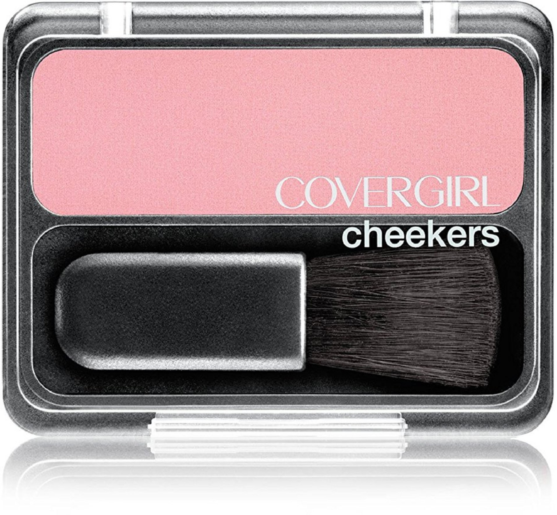 CoverGirl Cheekers Blush, Natural Rose [148] 0.12 oz