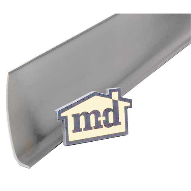 M-d Products 2-.50in. X 120ft. Black Cove Wall Base Vinyl Rolls  75887 - Pack of 120 - image 1 of 1