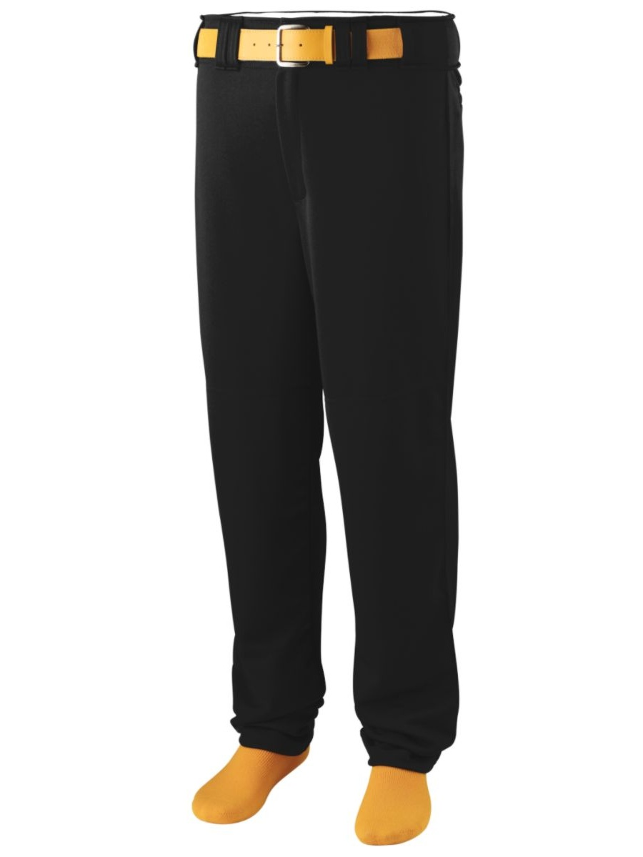 Augusta Sportswear Boys Walk Off Baseball Pant L White