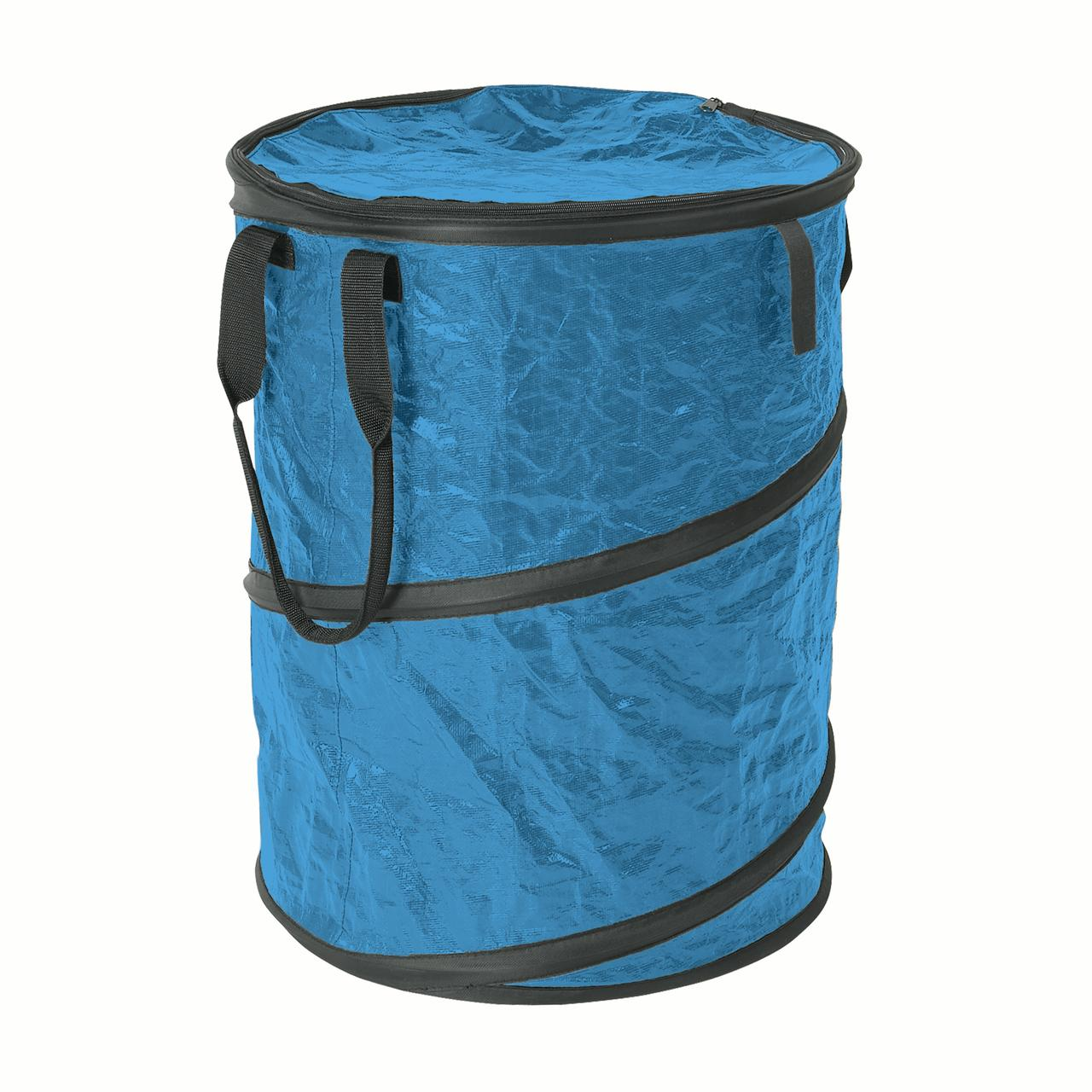 Stansport Collapsible Campsite Carry - All / Trash Can - Blue