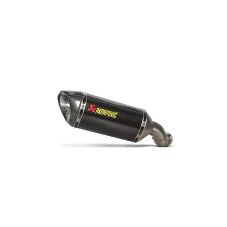 Akrapovic Carbon (Akrapovic S-K9SO3-HZC Slip-On Line Exhaust - Carbon Fiber)