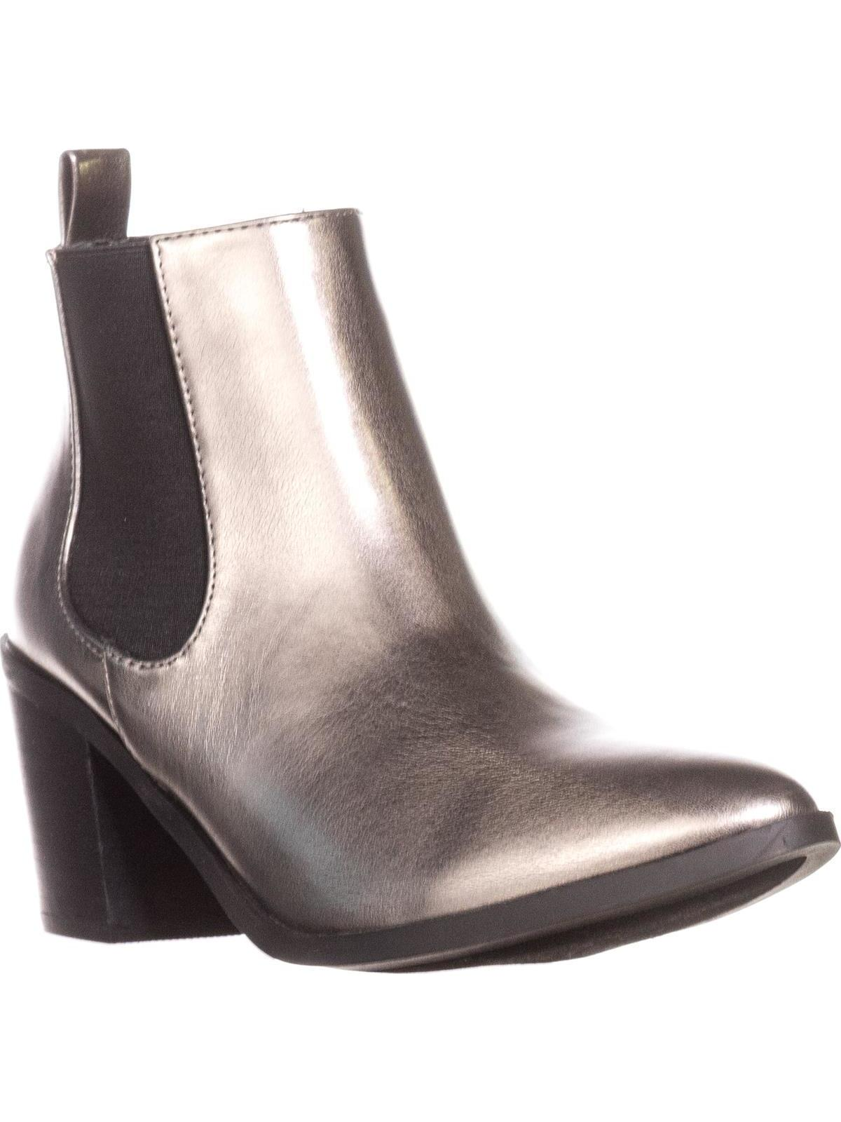 madden girl Barbiee Pull On Ankle Boots
