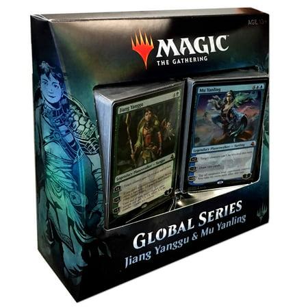 Magic Global Series Jiang Yanggu Vs Mu yanling Deck Trading