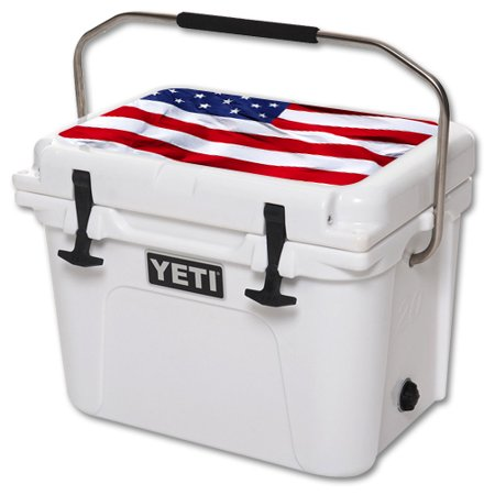 Skin Decal Wrap For Yeti Roadie 20 Qt Cooler Lid Sticker