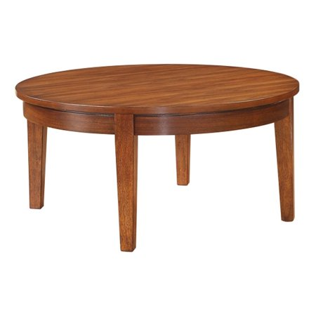 Round coffee table walmartcom for Walmart round coffee table