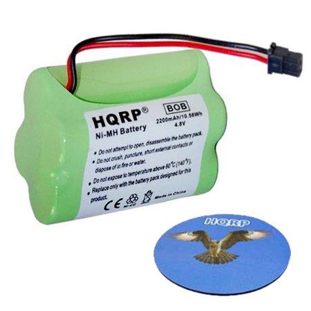 Hqrp 2200Mah Battery For Radioshack 20 520  Pro 90 Scanner Plus Hqrp Coaster