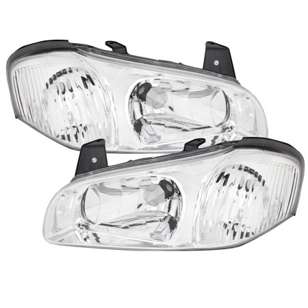2001 Nissan Maxima Headlights (Fits 2000 2001 Maxima Both Left + Right Side Headlights Front Lamps Pair )