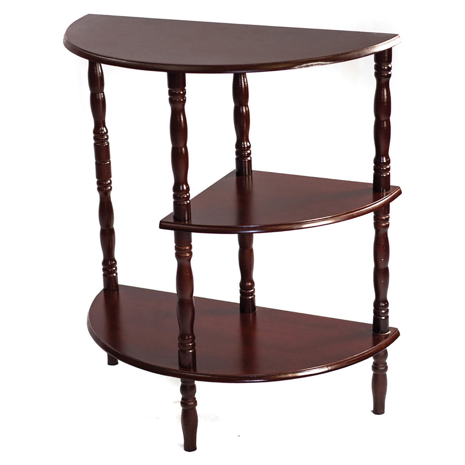 Home Source Industries Multi-Tiered Shelf Table