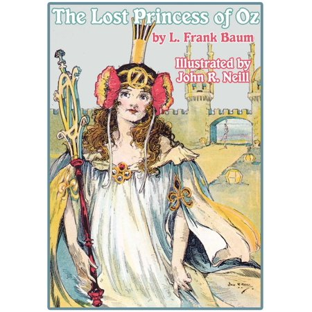 The Lost Princess of Oz (Paperback) - Glenda The Good Witch