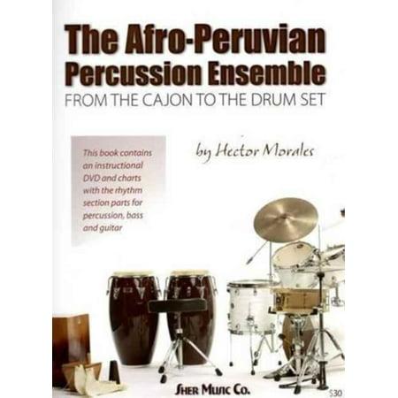 Afro Percussion (AFRO-PERUVIAN PERCUSSION)