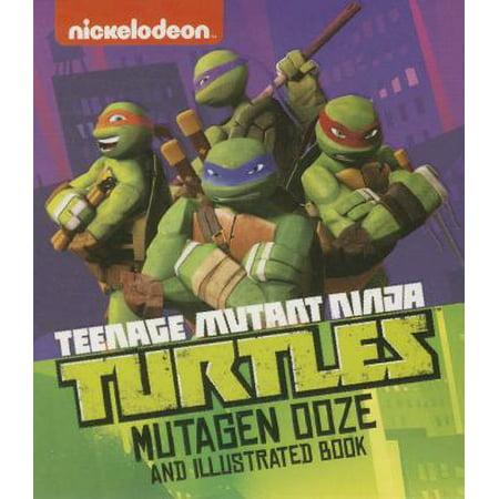 Ninja Turtle Crafts (Teenage Mutant Ninja Turtles: Mutagen Ooze and Illustrated)