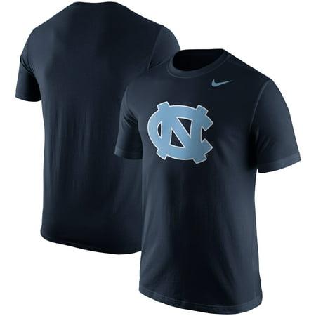 North Carolina Tar Heels Nike Logo T-Shirt - Navy (Nike T-shirt Heels)