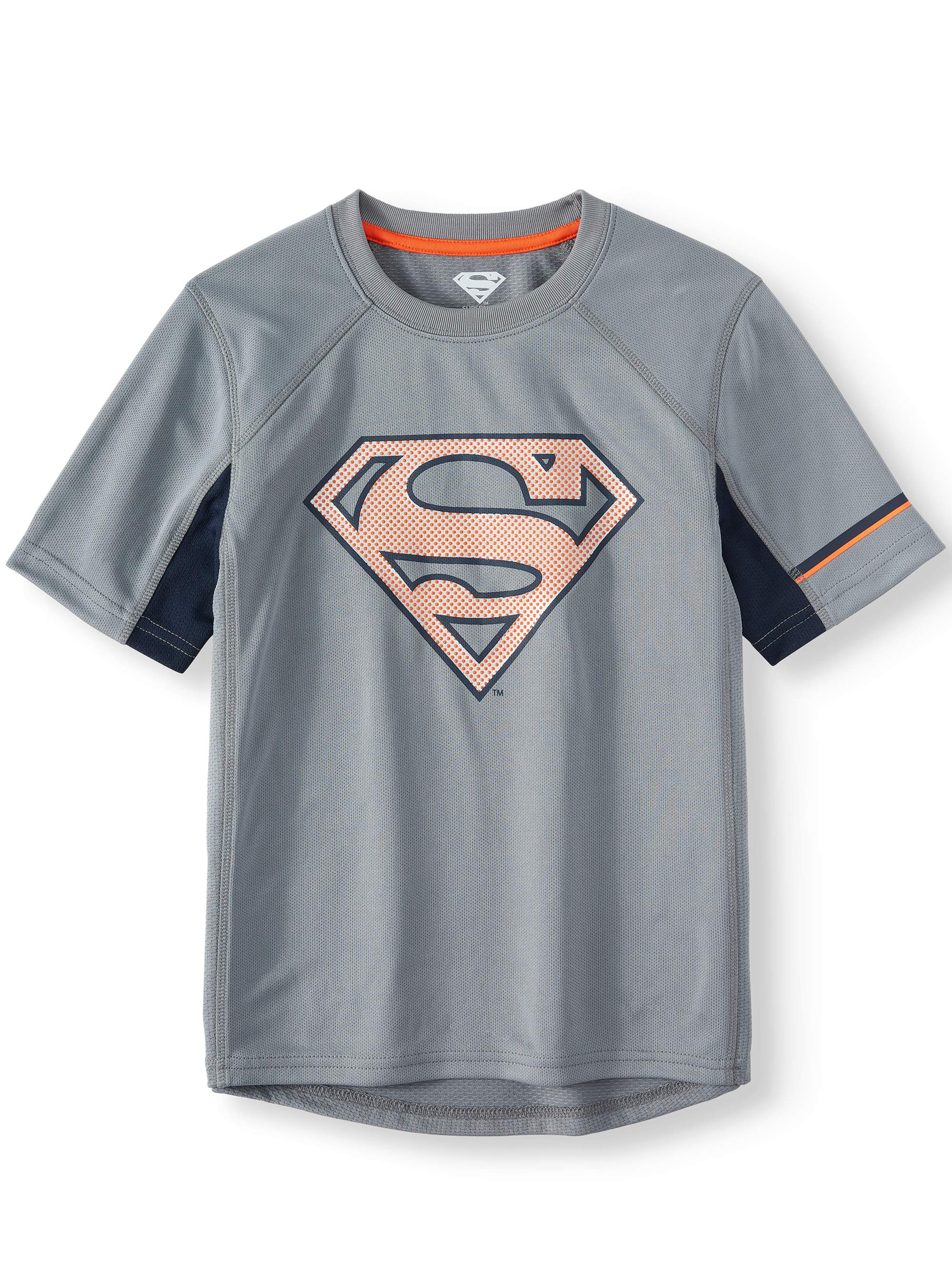 Short Sleeve Performance Tee Shirt (Little Boys & Big Boys)