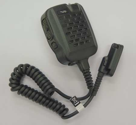 Vertex Standard Microphone, Portable, Speaker, Public Safety, MH50D7A