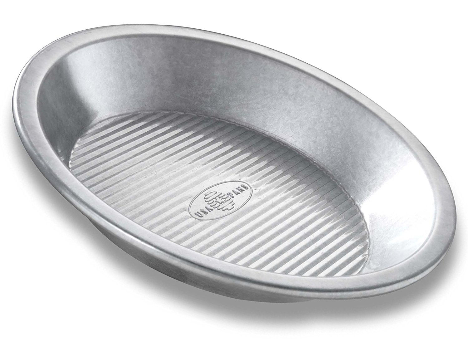 Bakeware Aluminized Steel Pie Pan, 9-Inch 9 Inch, Ship from USA,Brand USA Pan by