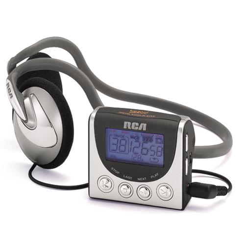 RCA RD1000 Kazoo 32 MB MP3 Player (Discontinued by Manufa...