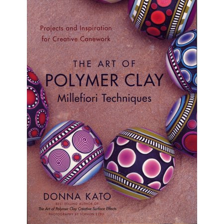 The Art of Polymer Clay Millefiori Techniques : Projects and Inspiration for Creative - Halloween Art Projects Pinterest