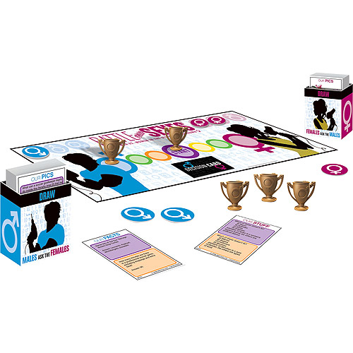 Battle Of The Sexes Board Game Extra Questions
