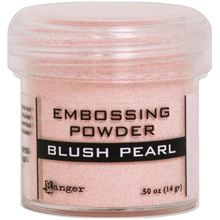 (Ranger Embossing Powder-Blush Pearl)