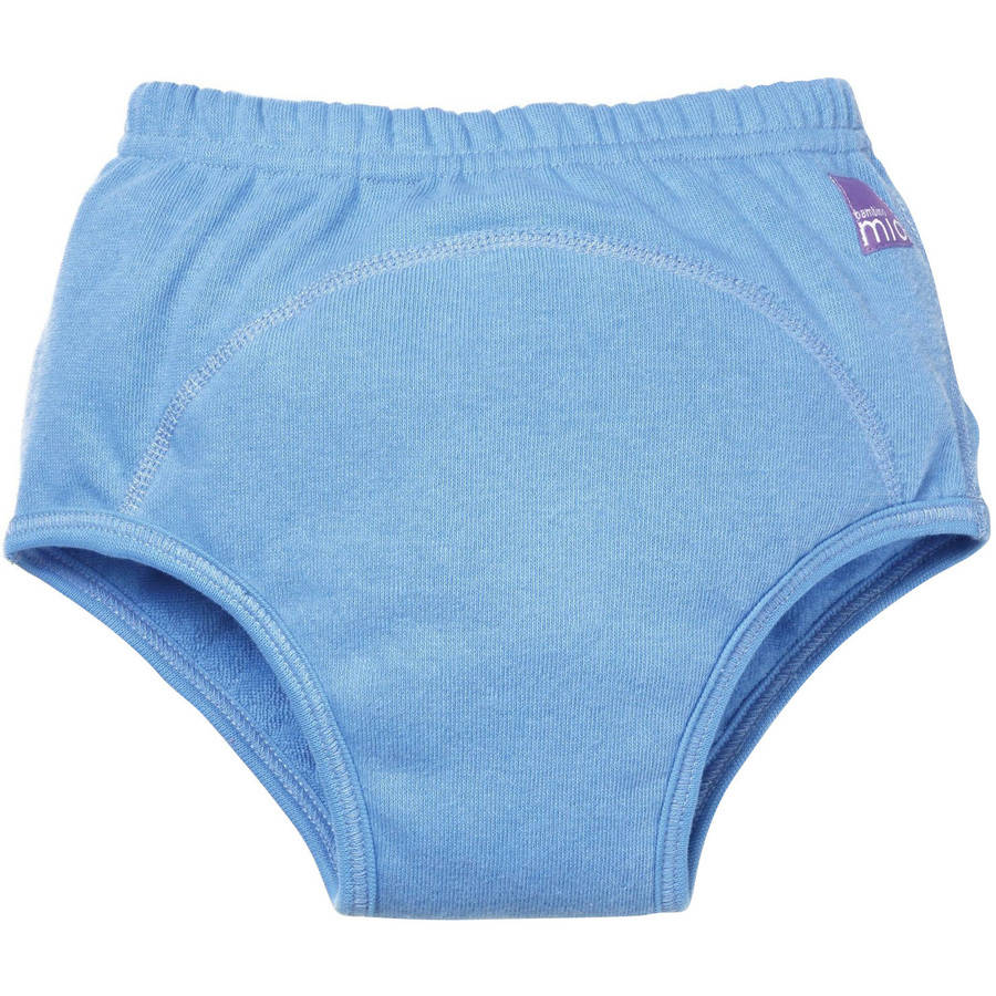 Bambino Mio Potty Training Pants, Light Blue, (Choose Your Size)