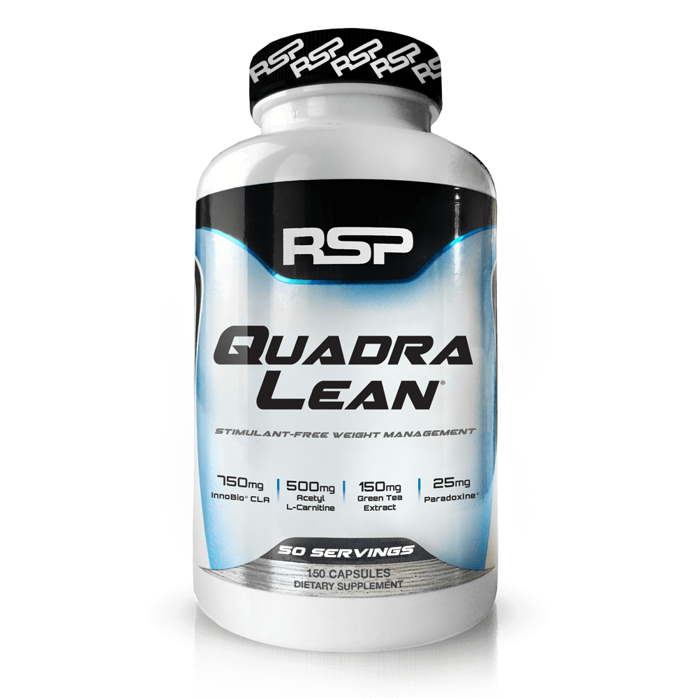 rsp quadralean fat burner
