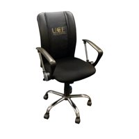 Central Florida Knights Collegiate Curve Task Chair with Alumni logo
