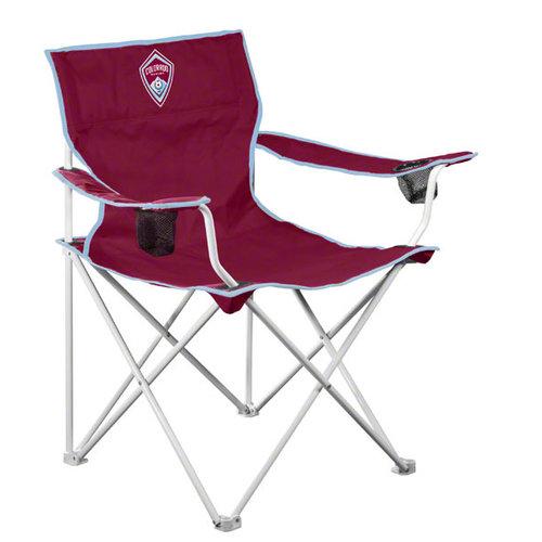 Colorado Rapids Deluxe Tailgate Chair