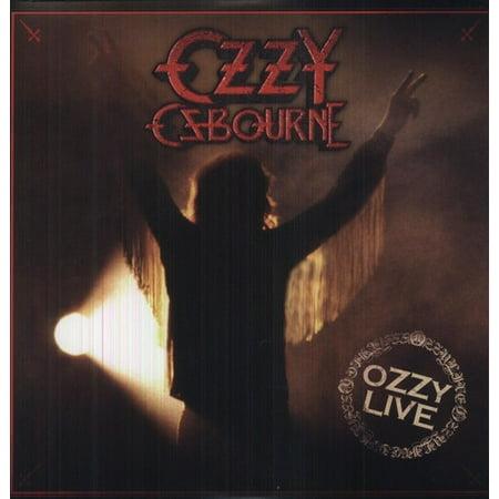 Ozzy Live (Vinyl)