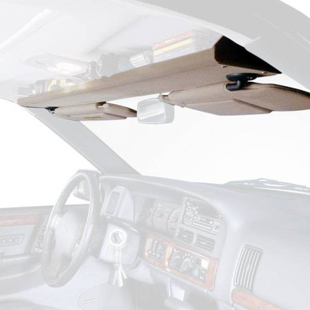 VDP 1988-1998 CK PU Regular Extended 1992-2004 CK PU Crew Cab 1992-1994 Chevrolet Blazer GMC Jimmy 1995-1999 Chevrolet Tahoe GMC Yukon Overhead Storage Shelf It Tan SH1196 Chevrolet Blazer Power Steering