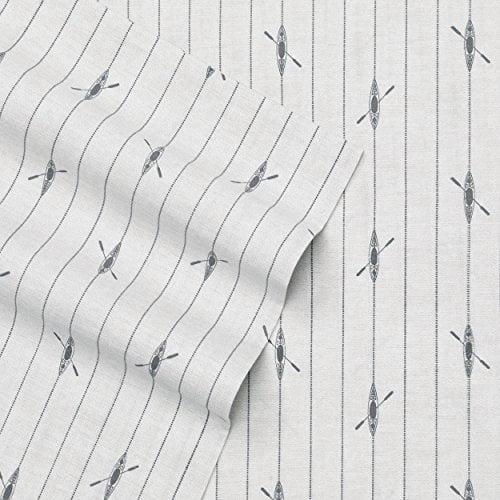 Eddie Bauer  Novelty Cotton Percale Deep Pocket Sheet Sets