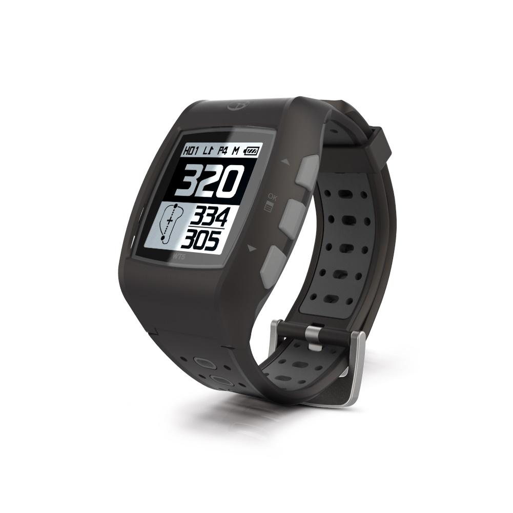 GolfBuddy WT5 GPS Watch (Charcoal)
