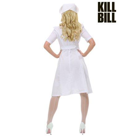 5928711f058d0 Kill Bill Elle Driver Nurse Womens Costume - image 2 of 3 ...