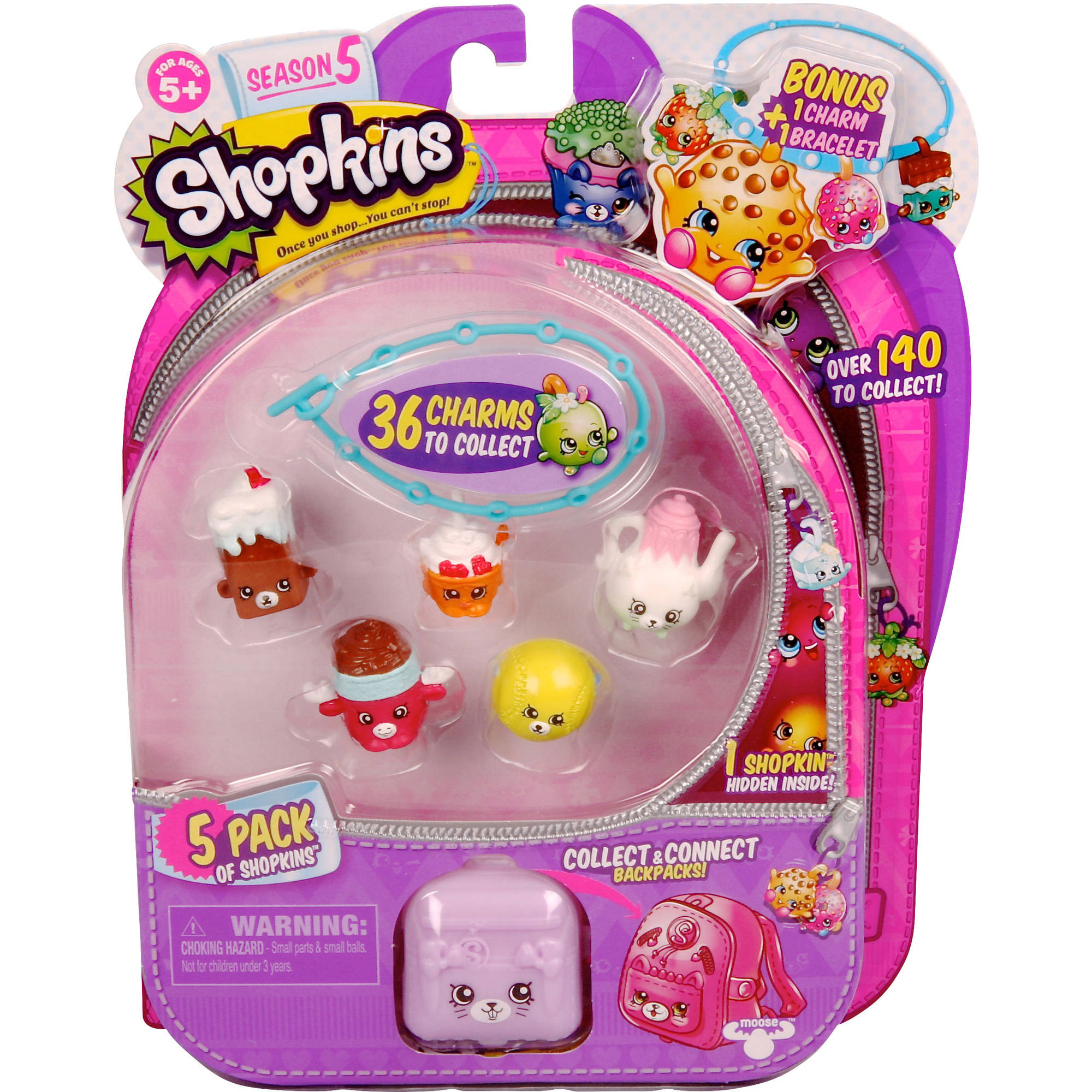 Shopkins 5pk, Season 5