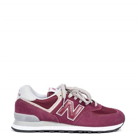 New Balance ML574EGB-Red-40.5 Mens Sneakers, Red - Size 40.5