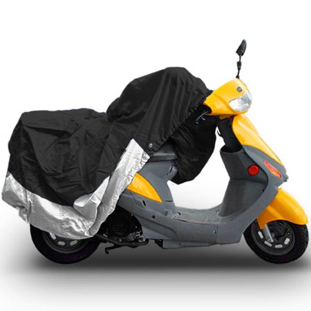 Motorcycle Bike Cover Travel Dust Storage Cover For Yamaha Vino Classic 125 - image 3 de 3