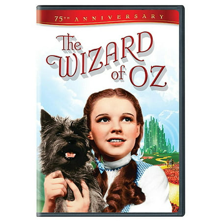 - The Wizard of Oz (75th Anniversary) (DVD)